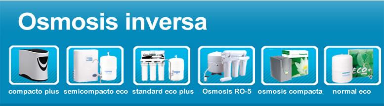 Descalcificador filtros purificadores de agua smosis - Filtros de osmosis inversa precios ...