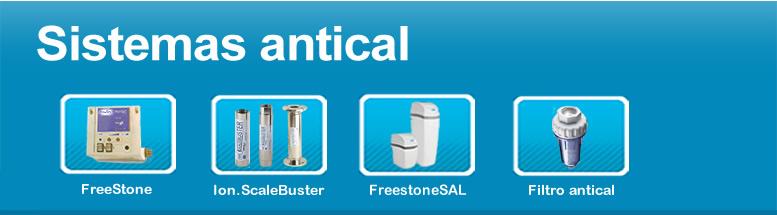 Descalcificador de agua descalcificador electr nico inhibidor - Agua sin cal ...